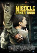 Affiche Miracle à Santa Anna
