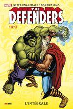 Couverture 1973 - Defenders : L'Intégrale, tome 2