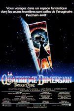 Affiche La Quatrième Dimension