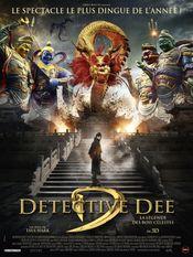 Affiche Detective Dee : La Légende des Rois Célestes