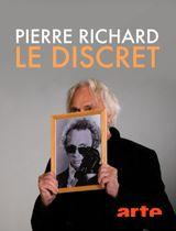 Affiche Pierre Richard, le discret