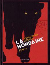 Couverture La Mondaine, tome 2