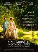 Affiche Mademoiselle de Joncquières