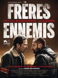 Affiche Frères ennemis