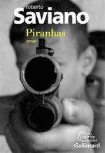 Couverture Piranhas
