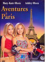 Affiche Aventures à Paris
