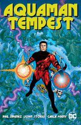 Couverture Aquaman: Tempest