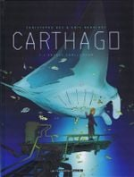 Couverture L'Abysse Challenger - Carthago, tome 2