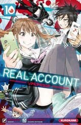 Couverture Real Account, Tome 10