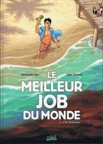 Couverture L'Île Carpenter - Le Meilleur Job du monde, tome 1
