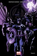 Couverture Infinity - Avengers (2013), tome 4