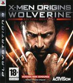 Jaquette X-Men Origins : Wolverine