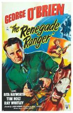 Affiche The Renegade Ranger