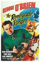 Affiche The Renegade Ranger