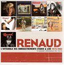 Pochette L'Intégrale des enregistrements studio & live 1975-1983