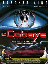 Affiche Le Cobaye