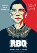 Affiche RBG