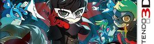 Jaquette Persona Q2 : New Cinema Labyrinth