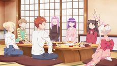 screenshots Spring Chirashizushi