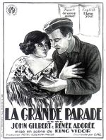 Affiche La Grande Parade