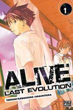 Couverture Alive Last Evolution