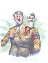 Affiche Hitler's Folly