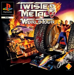 Jaquette Twisted Metal : World Tour