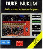 Jaquette Duke Nukem