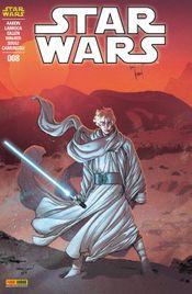 Couverture Les Cendres de Jedha - Star Wars (Panini Comics 2ème série), tome 8