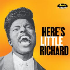 Pochette Here's Little Richard