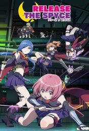 Affiche Release the Spyce