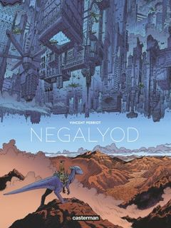Couverture Negalyod