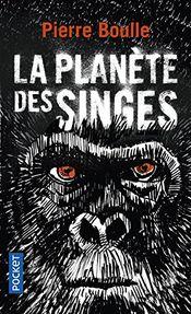 Couverture La Planète des singes