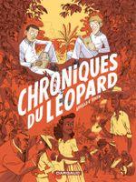 Couverture Chroniques du Léopard
