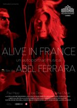 Affiche Alive in France