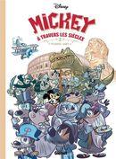 Couverture Mickey à travers les siècles - Mickey vu par..., tome 8