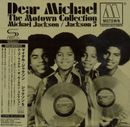 Pochette Dear Michael: The Motown Collection