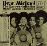 Pochette Dear Michael: The Motown Collection