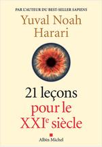 Couverture 21 Leçons pour le XXIème siècle
