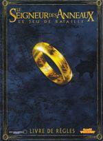 Couverture Le Seigneur des Anneaux : Le jeu de bataille