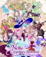Jaquette Nelke & the Legendary Alchemists: Ateliers of the New World