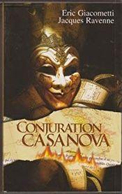 Couverture Conjuration Casanova
