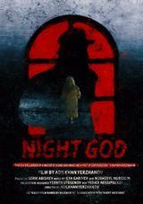 Affiche Night God