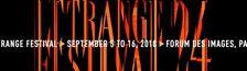 Cover L'Étrange Festival 2018 - XXIVème édition