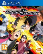 Jaquette Naruto to Boruto: Shinobi Striker