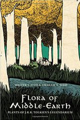 Couverture Flora of Middle-Earth: Plants of J.R.R. Tolkien's Legendarium