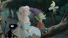 screenshots Une princesse, un elfe et un démon entrent dans un bar...