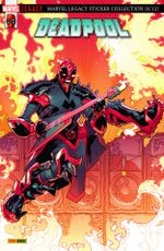 Couverture On aura bien profité - Marvel Legacy : Deadpool, tome 2
