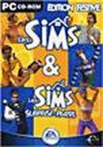 Jaquette Les Sims : Edition Festive
