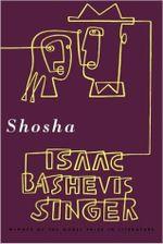 Couverture Shosha